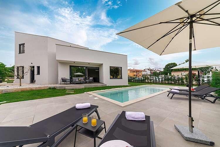 Exterier — Villa Costa — Funtana, Funtana, Vrsar-Funtana (Villa with pool) (1/35)