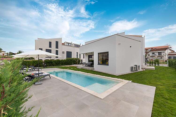 Swimming Pool — Villa Costa — Funtana, Funtana, Vrsar-Funtana (Villa with pool) (2/35)