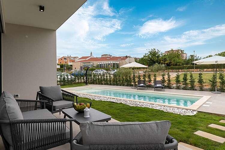 Exterier — Villa Costa — Funtana, Funtana, Vrsar-Funtana (Villa with pool) (3/35)