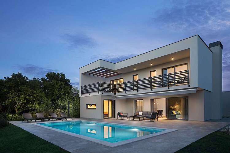 Exterier — Villa Amelia — Presika, Labin, Rabac-Labin (Villa with pool) (1/22)