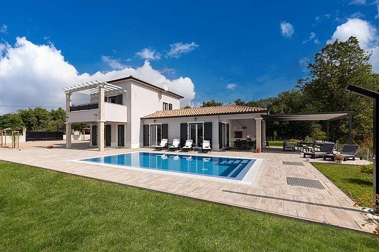 Exterier — Villa Simone Paradiso — Paradiž, Labin, Rabac-Labin (Villa with pool) (1/45)