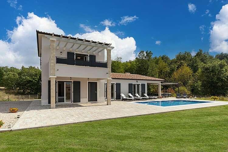 Exterier — Villa Simone Paradiso — Paradiž, Labin, Rabac-Labin (Villa with pool) (2/45)