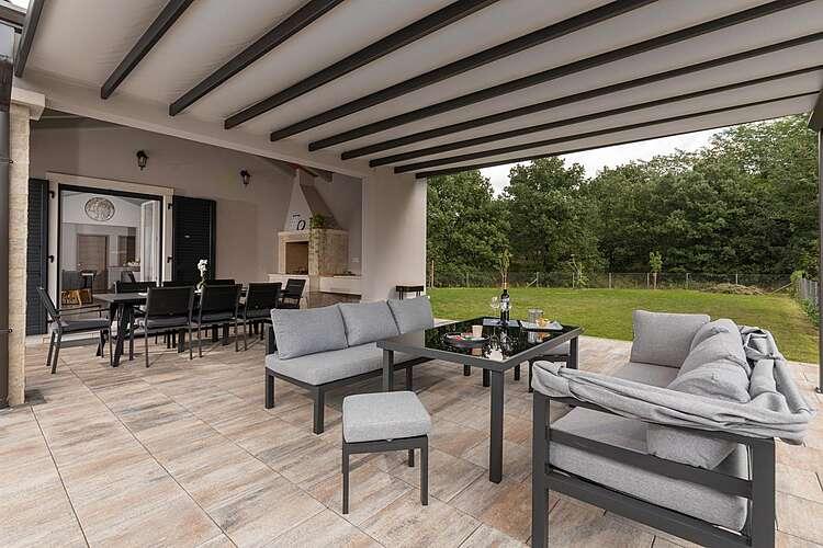 Exterier — Villa Simone Paradiso — Paradiž, Labin, Rabac-Labin (Villa with pool) (3/45)