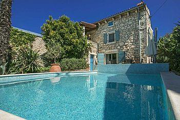 Villa Annette — Musalež, Poreč (Villa mit Pool) - Schwimmbad