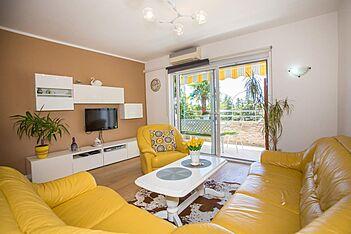 Tereza — Poreč, Poreč (Apartment) - Living Room
