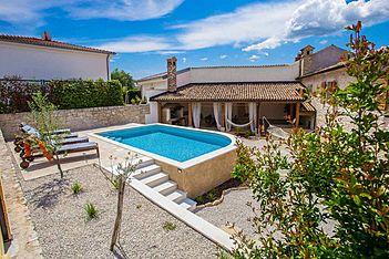 Casa Jagoda — Višnjan, Višnjan (Holiday home) - Swimming Pool