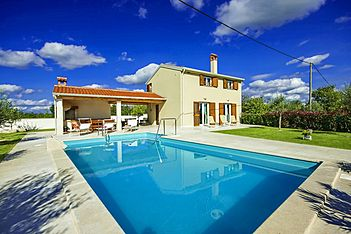 Casa Mondo — Žbandaj, Poreč (Villa with pool) - Swimming Pool