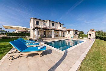 Villa Relax — Baldaši, Vižinada (Villa mit Pool) - Schwimmbad