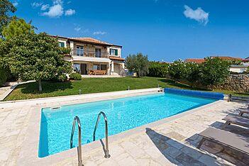 Villa Nika — Tar, Tar-Vabriga (Vila sa bazenom) - Bazen