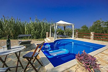 House Ester — Materada, Umag, Umag-Novigrad (Holiday home) - Swimming Pool