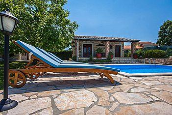 Casa Mia — Marušići, Buje, Umag-Novigrad (Villa with pool) - Exterier