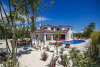 Villa MaLiNA, Belavići, Marčana, Istočna obala Istre (Vila sa bazenom)