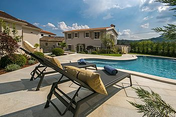 Villa Zita — Švići, Pićan, Istrien Binnenland (Villa mit Pool) -