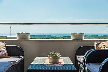 Jenny — Tar, Tar-Vabriga (Apartman) - Terasa/balkon