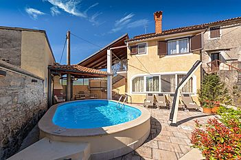 Casa Milena — Rapavel, Višnjan (Holiday home) - Swimming Pool