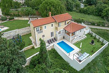 Villa Mira — Danijeli, Tinjan (Vila sa bazenom) - Eksterijer