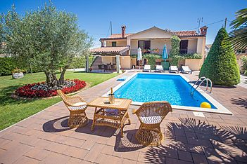 Villa Maria — Tar, Tar-Vabriga (Villa with pool) - Swimming Pool