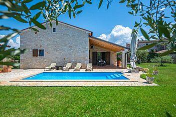 Villa Annabelle — Farini, Višnjan (Vila sa bazenom) - Eksterijer