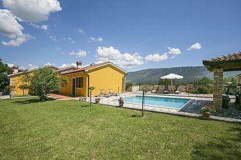 Villa Paola — Kršan, Labin, Rabac-Labin (Vila sa bazenom) - Bazen