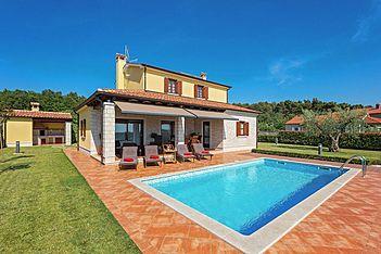 Villa Fontanella — Višnjan, Višnjan (Villa mit Pool) - Schwimmbad