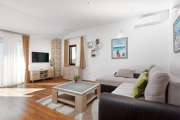 Jedro — Nova Vas, Poreč (Apartment) - Living Room