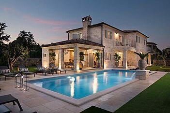 Villa Elena — Ladići, Kanfanar (Villa with pool) - Swimming Pool