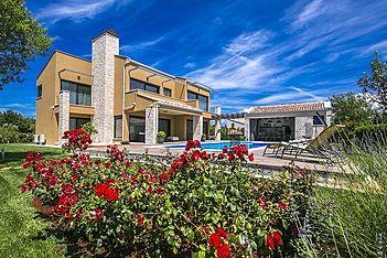 Villa Verde — Perini, Sveti Lovreč (Vila sa bazenom) - Eksterijer