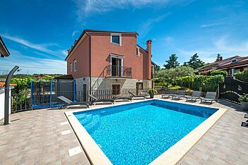 Villa Viktori — Rovinjsko selo, Rovinj (Villa with pool) - Swimming Pool