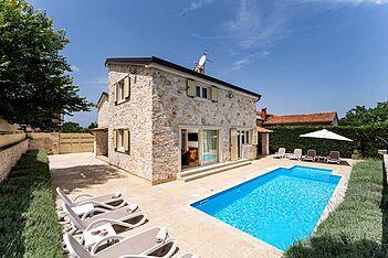 Villa Emma — Tar, Tar-Vabriga (Vila sa bazenom) - Eksterijer