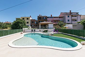 House Sole — Valbandon, Pula, Pula-Medulin (Holiday home) - Swimming Pool