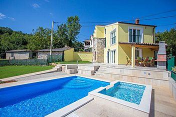 Villa Ana Spinovci — Špinovci, Karojba, Središnja Istra (Vila sa bazenom) - Eksterijer