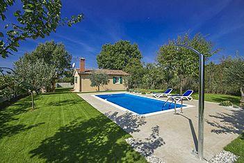 Villa Oliva, Musalež, Poreč, Poreč (Kuća za odmor)