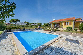 Villa Sol Avis — Kaštelir, Kaštelir-Labinci (Kuća za odmor) - Eksterijer