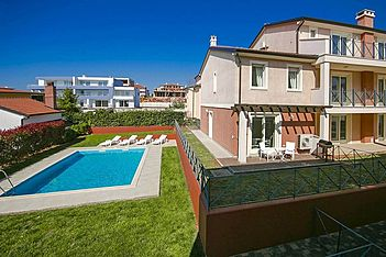 Adriano 2 — Novigrad, Novigrad, Umag-Novigrad (Apartment) - Swimming Pool