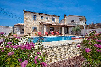 Villa Gina — Valtura, Ližnjan, Pula-Medulin (Villa with pool) - Exterier