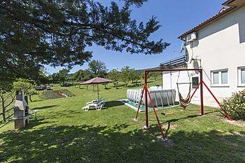 App El.Sa — Kukurini, Pićan, Central Istria (Apartment) - Garden