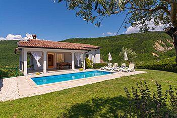 Casa Veranda — Kaldir, Motovun (Villa mit Pool) - Aussicht