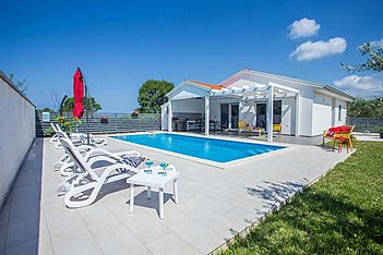 Villa Sunrise — Štinjan, Pula, Pula-Medulin (Holiday home) - Exterier