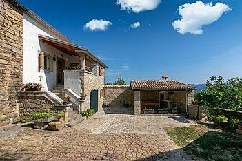 Ninna — Drobežija, Buzet (Ferienwohnung) - Außenseite