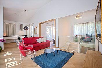 Berli 5 — Funtana, Funtana, Vrsar-Funtana (Apartment) - Living Room