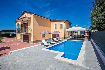 Casa Bella — Bukori, Vižinada (Kuća za odmor) - Bazen