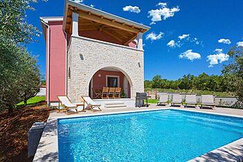 Villa Rea — Varvari, Poreč (Vila sa bazenom) - Eksterijer