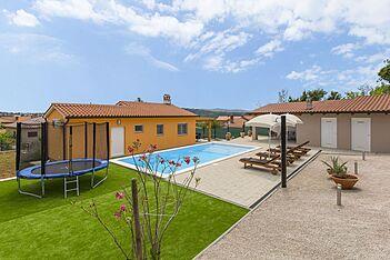 Villa Aurea — Labin, Labin, Rabac-Labin (Villa mit Pool) - Außenseite