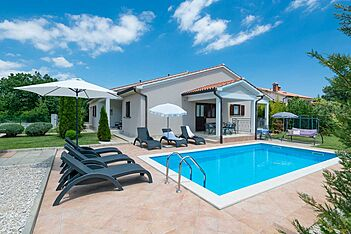 Casa Celestina — Vinež, Rabac, Rabac-Labin (Holiday home) - Swimming Pool