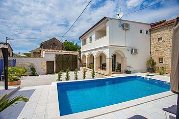Villa Simone — Danijeli, Tinjan (Villa with pool) - Swimming Pool