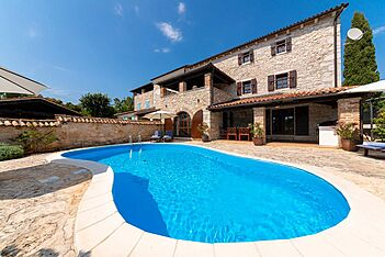 Villa Musalez — Musalež, Poreč (Vila sa bazenom) - Bazen