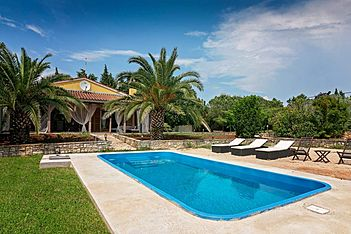 Villa Andrea — Seget, Umag, Umag-Novigrad (Holiday home) - Swimming Pool