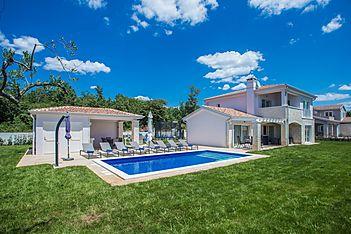 Villa Nikolas — Kaštelir, Kaštelir-Labinci (Villa with pool) - Swimming Pool