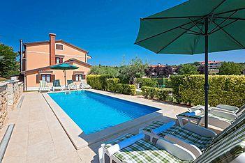 House Parenzana — Vižinada, Vižinada (Holiday home) - Swimming Pool
