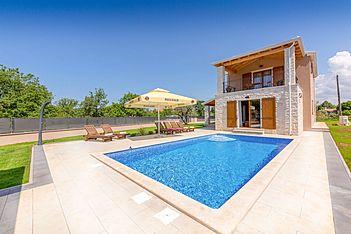Villa Melani — Poreč, Poreč (Vila sa bazenom) - Bazen